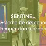 Motilde Sentinel dispositif avec cámera thermique