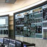 mur d´images - salle de contrôle